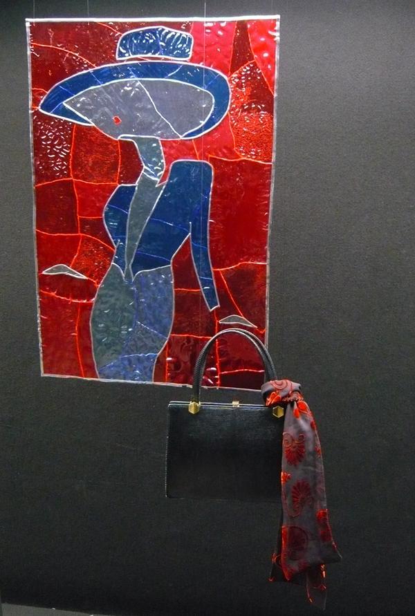 vitrine-sac-vintage-python