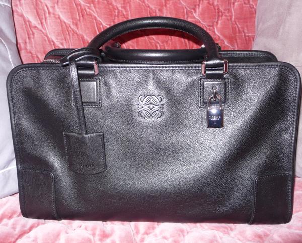 Le sac Amazona de Loewe de mon amie Alexia. – Le mag de Mate mon sac 4b162d6282f