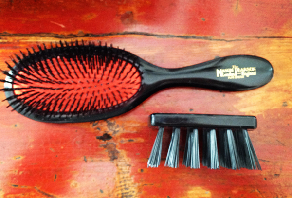 mason pearson une brosse cheveux de luxe le mag de mate mon sac. Black Bedroom Furniture Sets. Home Design Ideas