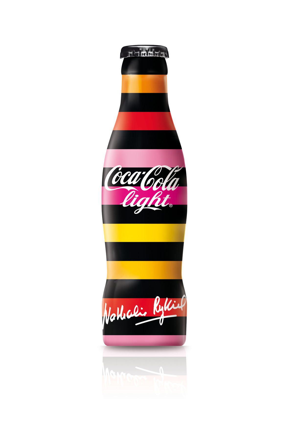coca cola light des partenariats avec les plus grandes marques de luxe le mag de mate mon sac. Black Bedroom Furniture Sets. Home Design Ideas