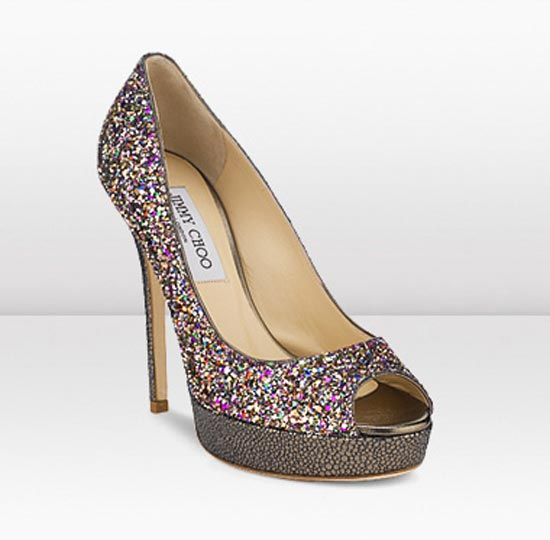 Wedding Shoes Off Broadway