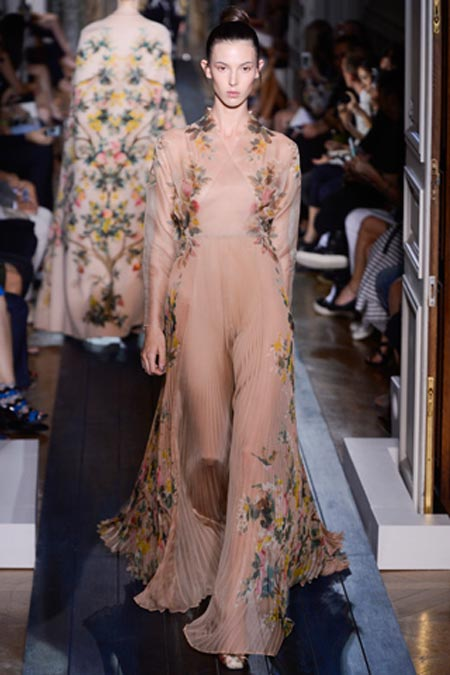 Le Couture Fallwinter 2012 Haute Ses Valentino 2013 Et Défilé n08vNmwO