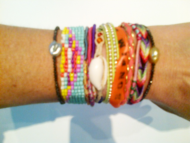 Bracelets de Stephanie