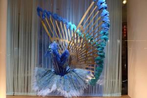 L'oiseau bleu repetto