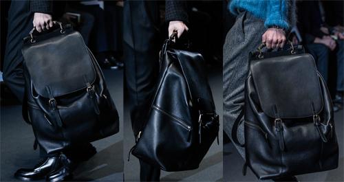 25e10c72cb sac a dos balenciaga homme,Sacs 脿 dos automne hiver. De gauche 脿 droite :  Zara,Cos et