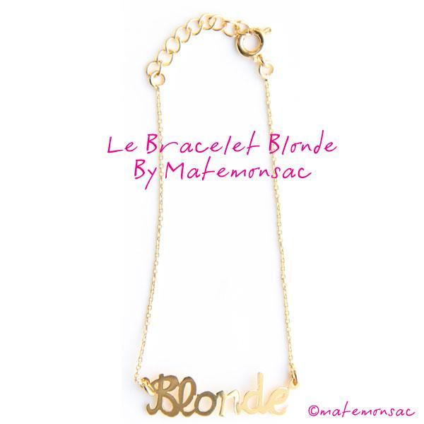 by-matemonsac-bracelet-blonde-or