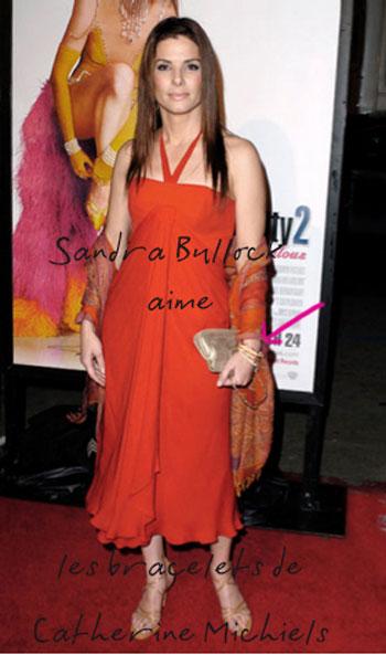 sandra-bullock-bracelets-catherine-michiels-copie