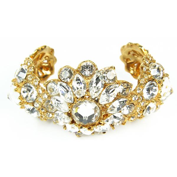 yves-saint-laurent-bracelet-manchette-strass-cristal-fleuer