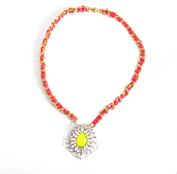 zayn-collier-yellow-one-strass-plexiglas-jaune