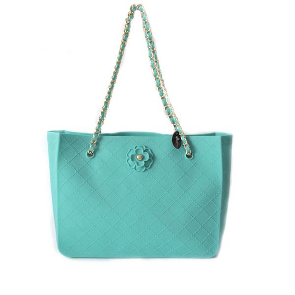 baci-sac-cabas-silicone-turquoise