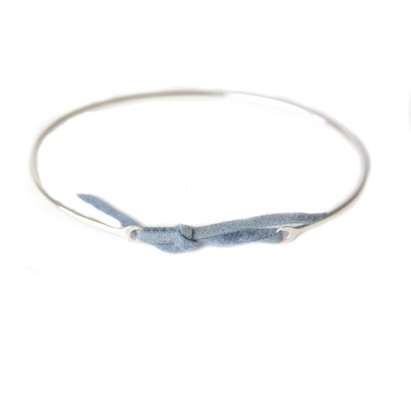 paloma-stella-bracelet-jonc-argent-lien-nubuck-bleu-gris
