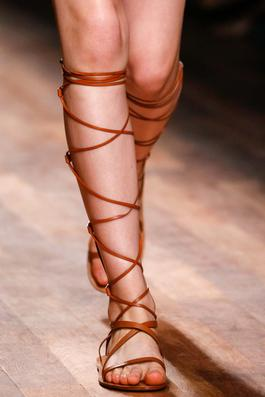valentino sandales