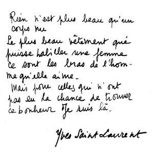 Citations Yves Saint Laurent Citations Et Proverbes Pause2cafe