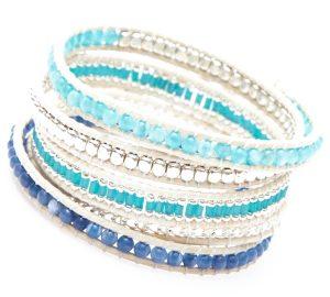 nakamol-bracelet-wrap-perles-bleu-cuir-argent-CBX3059-BUM