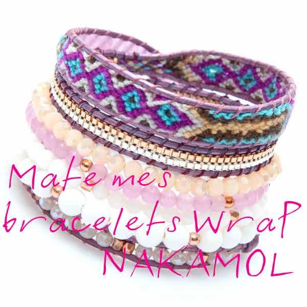 nakamol-bracelet-wrap-perles-ton-violet-et-bresilien-CBX3002-PUM-PU