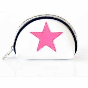 Anne-charlotte-goutal-porte-monnaie-blanc-etoile-rose-