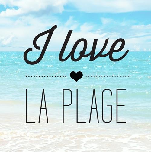 I-love-la-plage