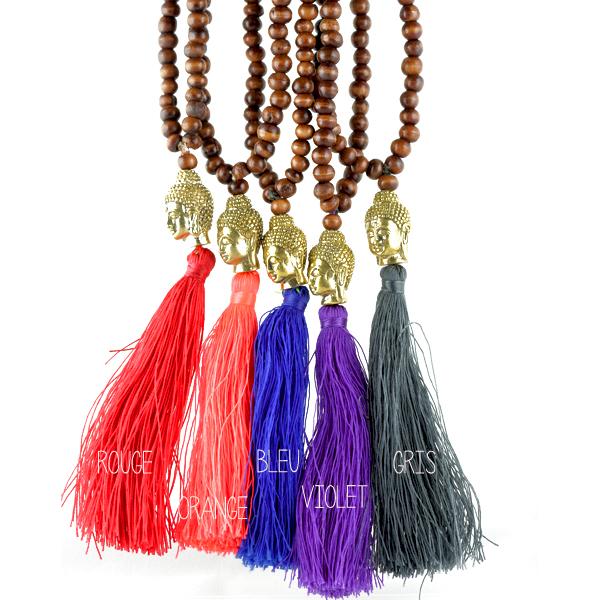 collier-buddha-brun-mix-bali-ethnique