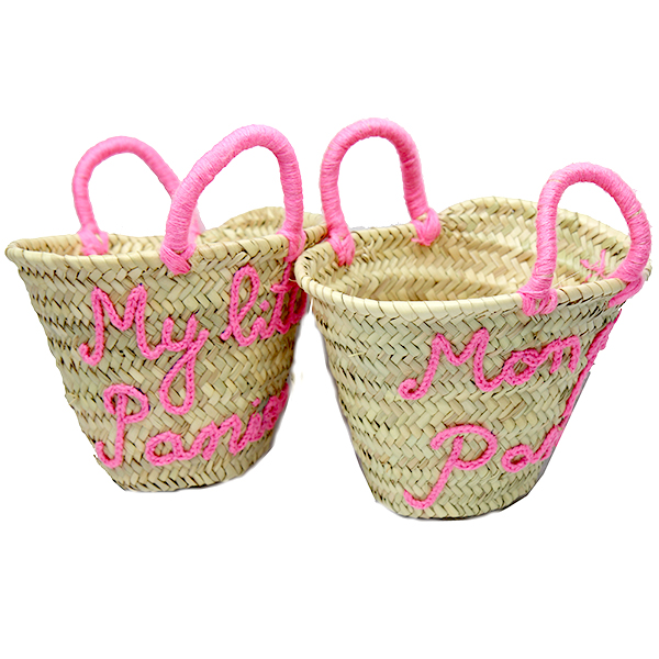 paniers de plage pour enfant my little panier le mag de mate mon sac. Black Bedroom Furniture Sets. Home Design Ideas
