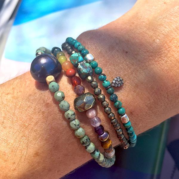 catherine-michiels-bracelet-stardust-turquoise-pyrite-mix