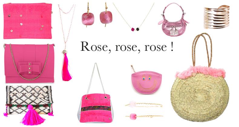 accessoires-de-mode-rose