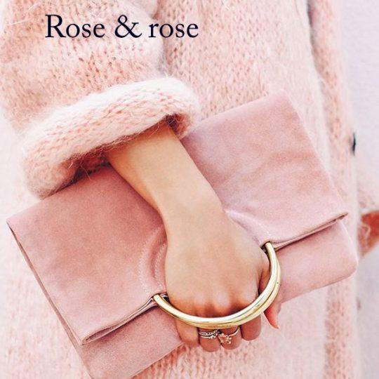 Porter du rose: les bons mix