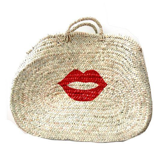 panier-peint-osier-petit-grand-lips-rouge-anses-corde-maud-fourier-cote