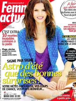 FEMME ACTUELLE - Where Else