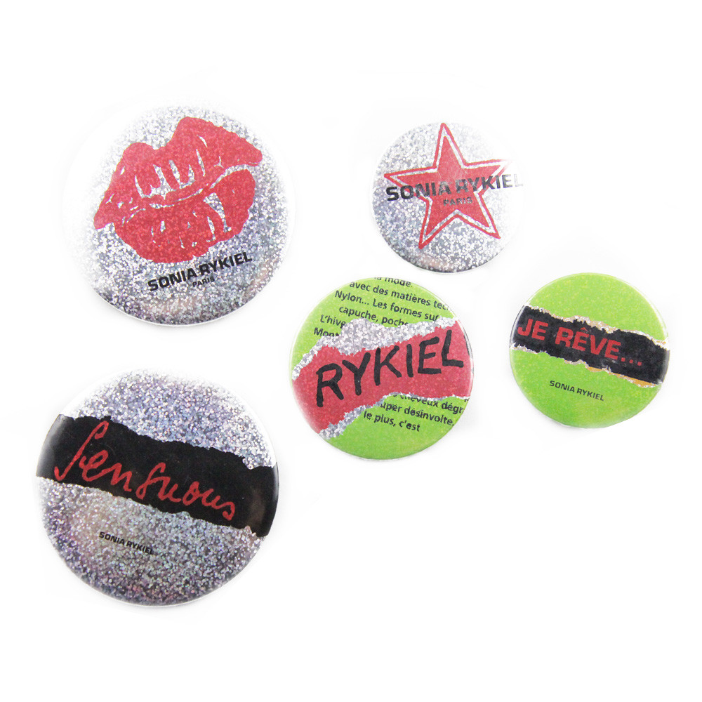 Sonia rykiel lot de pin s clip