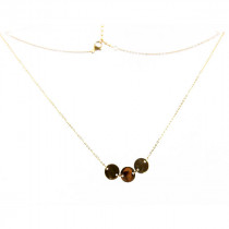 collier Pastilles or