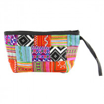 trousse a maquillage patchwork zoom