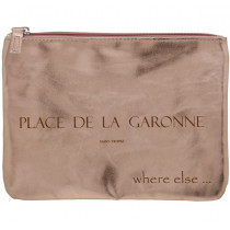 where else pochette metallisee garonne rose