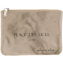 where else pochette metallisee place des lices or