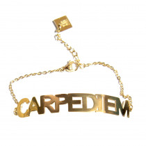 bracelet carpe diem or