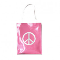 anne charlotte goutal sac cabas peace love rose argent