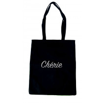 tote bag cherie glitter maud fourier