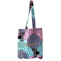 tote bag coton wax amour maud fourier paris dore