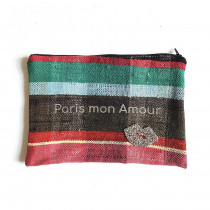 trousse personnalisee paris mon amour toile recycle maud fourier