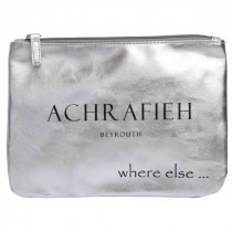 pochette where else achrafieh argent