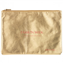 where else pochette fashion week or