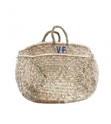 Panier ANNE - Initiales small
