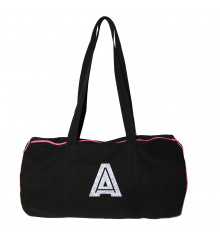Sac Polochon personnalisable - Initiales