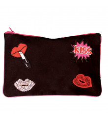 Trousse maquillage - Kiss
