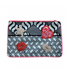 Trousse maquillage wax - Kiss