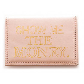 Porte-carte Show me the money