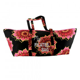 My Pilates Bag - Wax noir et or