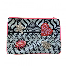 Trousse maquillage wax - Pop