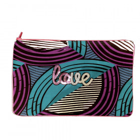 Trousse maquillage wax - Love